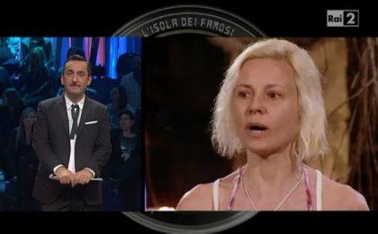Isola dei Famosi 2012, settimo live: torna Rubicondi. Scontro Savino-Bertolani, Marini eliminata, l'Elia gode.