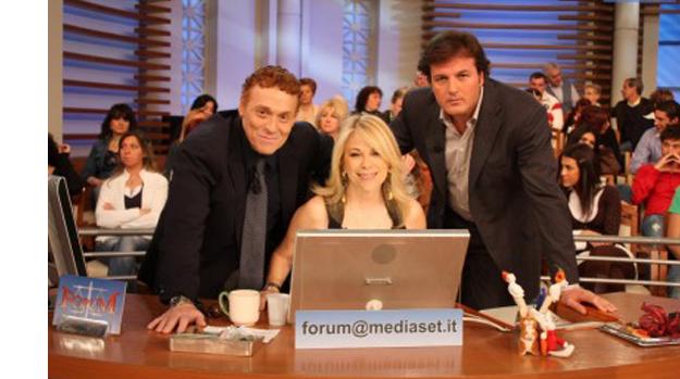 Forum perde la diretta: a Mediaset si risparmia