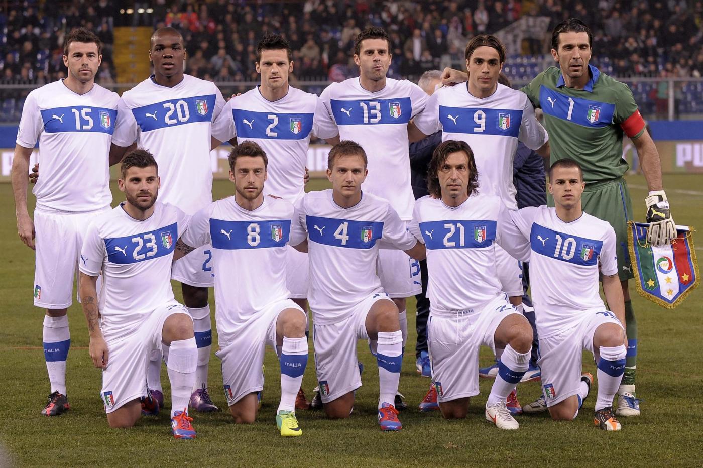 Ascolti tv mercoledì 29 febbraio 2012: la Nazionale di calcio batte tutti (meno gli Usa)