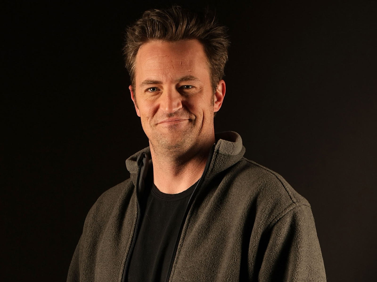 Pilot: Matthew Perry in Go On, arrivano Christopher Lloyd e David Krumholtz, Goldie Hawn via da Viagra Diaries
