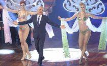 Ascolti tv lunedì 19 marzo 2012: Panariello supera Dorando Pietri e si avvia al traguardo