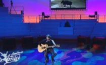 Amici 11, live sabato 3/3/12: Pierdavide Carone ricorda Lucio Dalla. Ottavio vince, Ruben entra nei Gialli