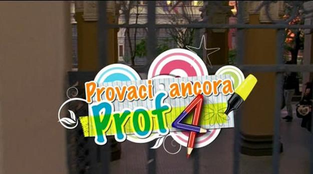Ascolti tv martedì 13 marzo 2012: Provaci ancora Prof 4 chiude e vince
