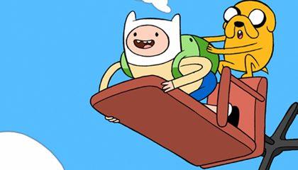 Adventure Time: su Cartoon Network l'anteprima della terza stagione inedita