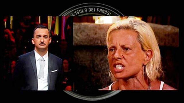 Isola dei Famosi 2012: Antonella Elia eliminata da Aida Yespica? Trionfa Casella