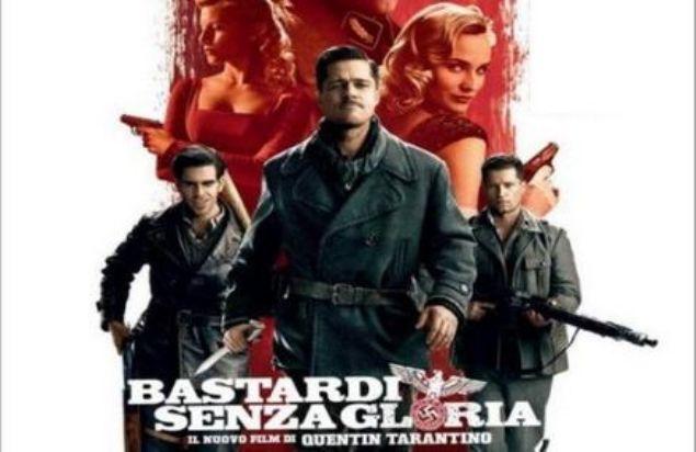 Programmi tv stasera, oggi 23 marzo 2012: Non sparate sul pianista, Quarto Grado, Bastardi senza gloria