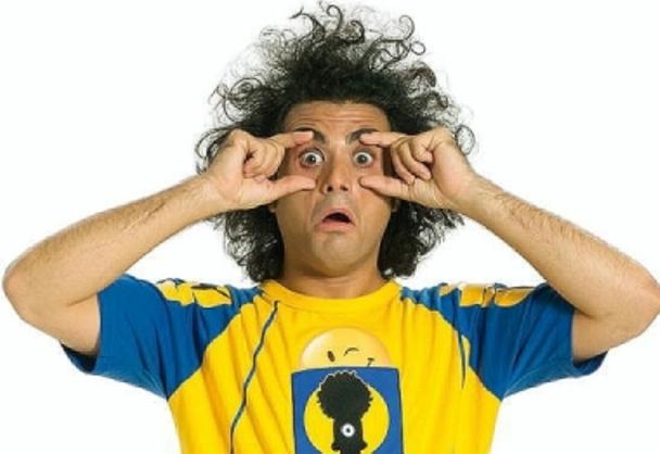 Come sono caduto in Baz: Marco Bazzoni protagonista stasera su Comedy Central
