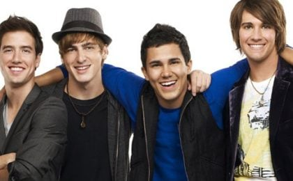 Big Time Rush: al via su Nickelodeon i nuovi episodi della serie teen musicale