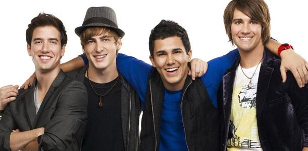 Big Time Rush: al via su Nickelodeon i nuovi episodi della serie teen musicale