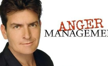 Anger Management, le prime foto del nuovo show di Charlie Sheen