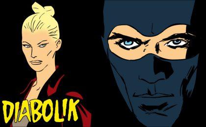 Diabolik compie 50 anni, in arrivo una serie tv e una mostra