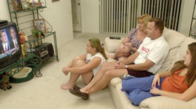 famiglia tv