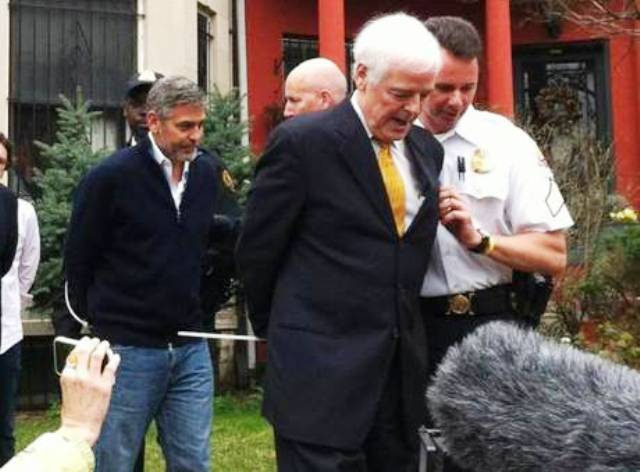 George Clooney arrestato: l'attore lotta per fermare 'un disastro umanitario'