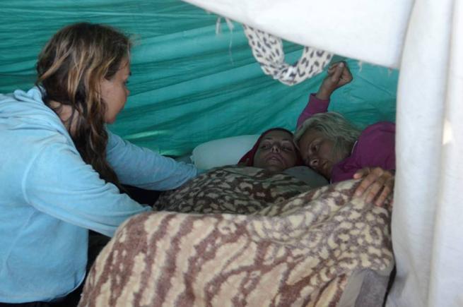 Isola dei Famosi 2012: Guendalina Tavassi in ospedale, sta bene e torna
