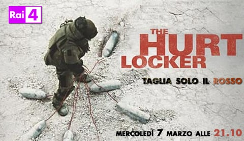 Shocking War: il nuovo ciclo di film di Rai 4 al via con The Hurt Locker