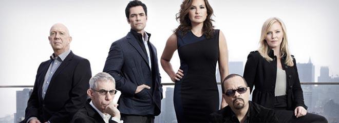 Law & Order SVU: la 13a stagione senza Christopher Meloni al via su Premium Crime