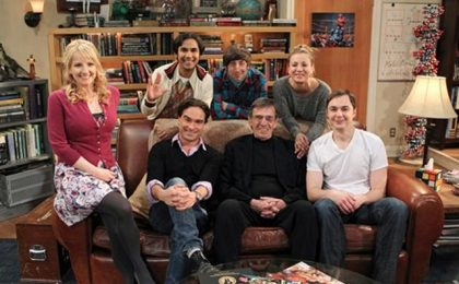 The Big Bang Theory, Sheldon incontra Spock [FOTO+VIDEO]; la quinta stagione su Steel dall'8 aprile
