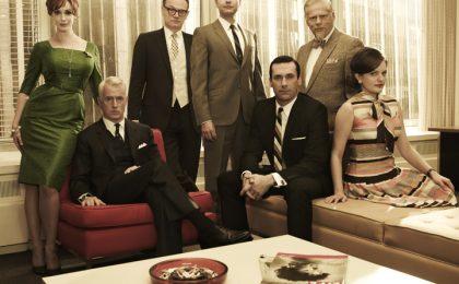 Mad Men, boom di ascolti negli Usa per la premiere della quinta stagione