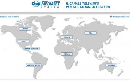 Nasce Mediaset Italia, il canale dedicato agli italiani all'estero affidato a Massimo Donelli