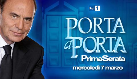 Programmi tv stasera, oggi 7 marzo 2012: salta Primaserata Porta a Porta, Chiambretti Wednesday Show