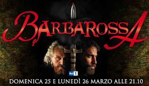 Programmi tv stasera, oggi 25 marzo 2012: Barbarossa sfida la semifinale del Grande Fratello 12