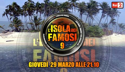 Programmi tv stasera, oggi 29 marzo 2012: la semifinale dell'Isola dei famosi contro Le Iene