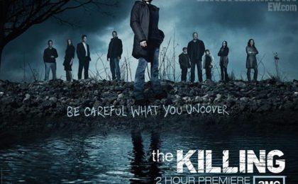 The Killing, rivelato il poster – 'suggestivo e inquietante' – della seconda stagione