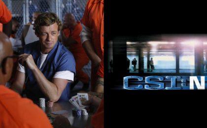 Palinsesto 2012-13: CBS sposta The Mentalist al venerdì e cancella CSI: New York?