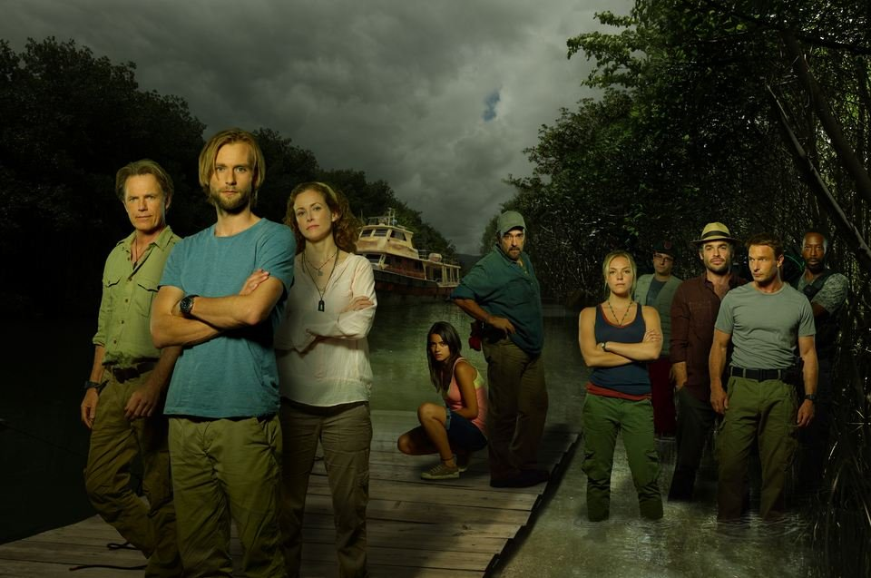 The River, Netflix è interessata allo show (non ufficialmente cancellato da ABC)