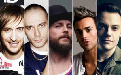 Nomination Trl Awards 2012: via al voto. Show in diretta su Mtv il 5 maggio da Firenze
