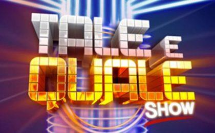 Tale e Quale Show, ultima puntata del 25 novembre 2016 in diretta live