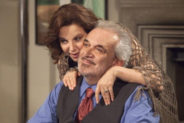 Ascolti tv lunedì 16 aprile 2012: Una Grande Famiglia oltre i 7 milioni, flop per Eva