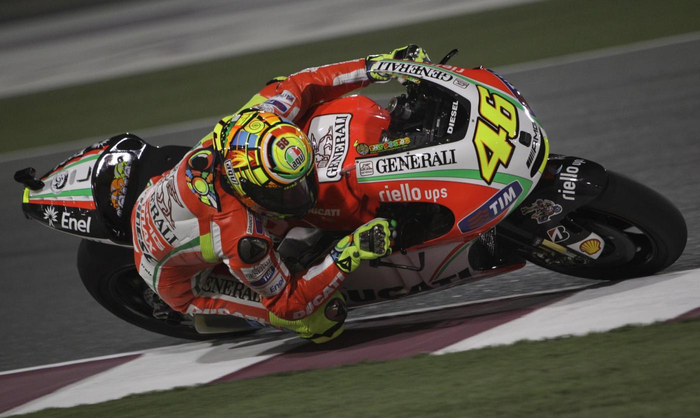 Ascolti tv domenica 8 aprile 2012: il ritorno del Moto GP vola 4,8, subito dietro Suor Pascalina