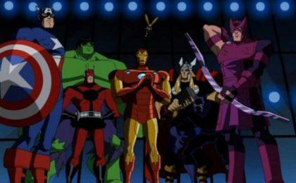 The Avengers I più potenti eroi della Terra: la seconda stagione su Disney XD da domani