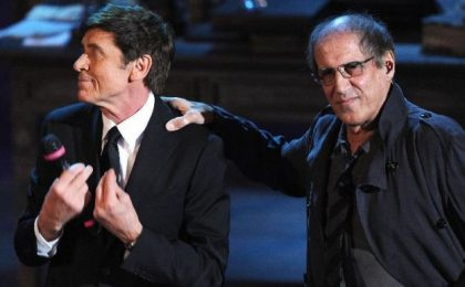 Adriano Celentano e Gianni Morandi, in arrivo un programma insieme?