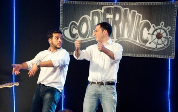 Copernico: la comicità in salsa ligure sbarca su Comedy Central