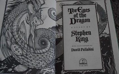 'Gli occhi del drago', dal libro di Stephen King in arrivo una (mini?)serie per Syfy