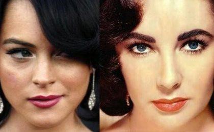 Lindsay Lohan sarà Elizabeth Taylor in Liz & Dick di Lifetime