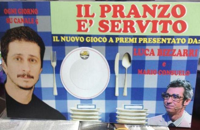 Il pranzo è servito torna in tv – conduce l'ex Iena Luca Bizzarri?