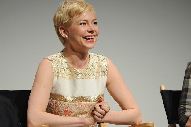 Michelle Williams: 'Voglio una reunion di Dawson's Creek'… in Apt 23/Cougar Town?