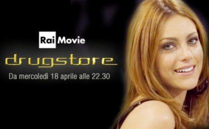 Miriam Leone conduce Drugstore, il nuovo magazine di Rai Movie al via stasera