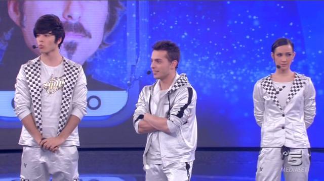 nunzio giuseppe sfida amici 11 serale quarta puntata