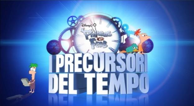 Phineas e Ferb: su Disney XD gli episodi speciali I precursori del tempo