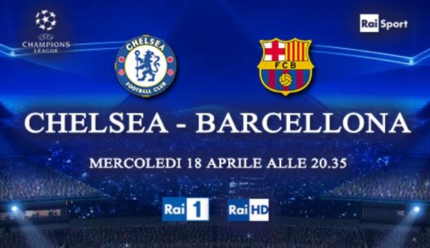 Programmi tv stasera, oggi 18 aprile 2012: Le tre rose di Eva, Chelsea-Barcellona, Le Iene Show