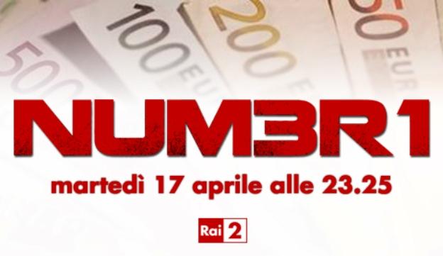 Num3r1, al via su Rai Due la nuova rubrica di economia