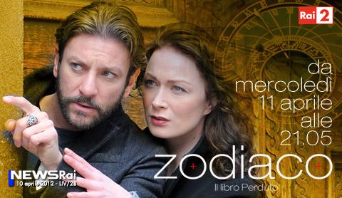 Programmi tv stasera, oggi 11 aprile 2012: Zodiaco, Le tre rose di Eva, Primaserata Porta a Porta