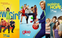 FOX rinnova Glee, Raising Hope e New Girl