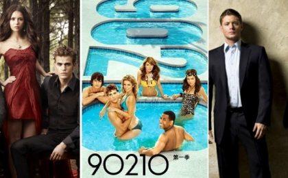 CW rinnova Supernatural, Vampire Diaries e 90210