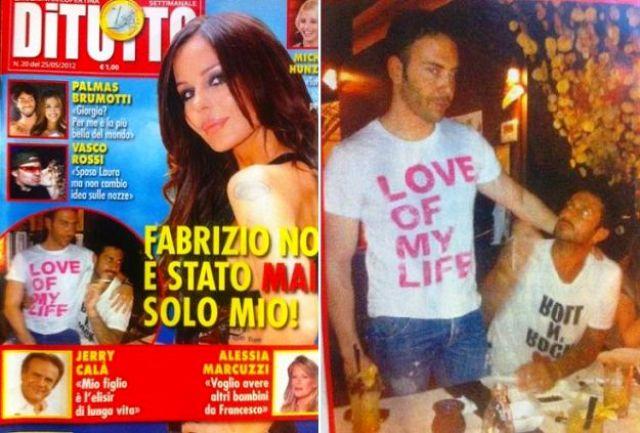 Fabrizio Corona fidanzato con il chirurgo Giacomo Urtis