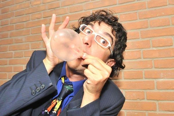 Gabriele Paolini condannato a sei mesi di carcere e trentamila euro di risarcimento